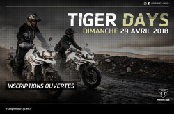 Triumph Tiger Day / DImanche 29 Avril
